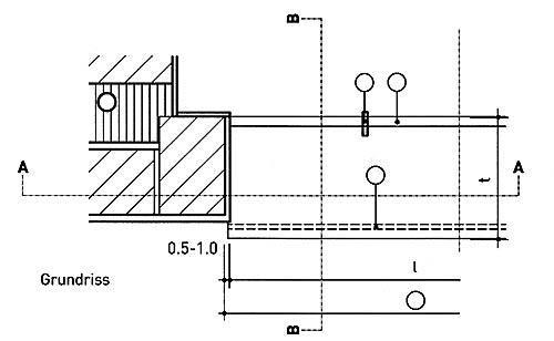 balkonbrustung 1 gemauerte abdeckung